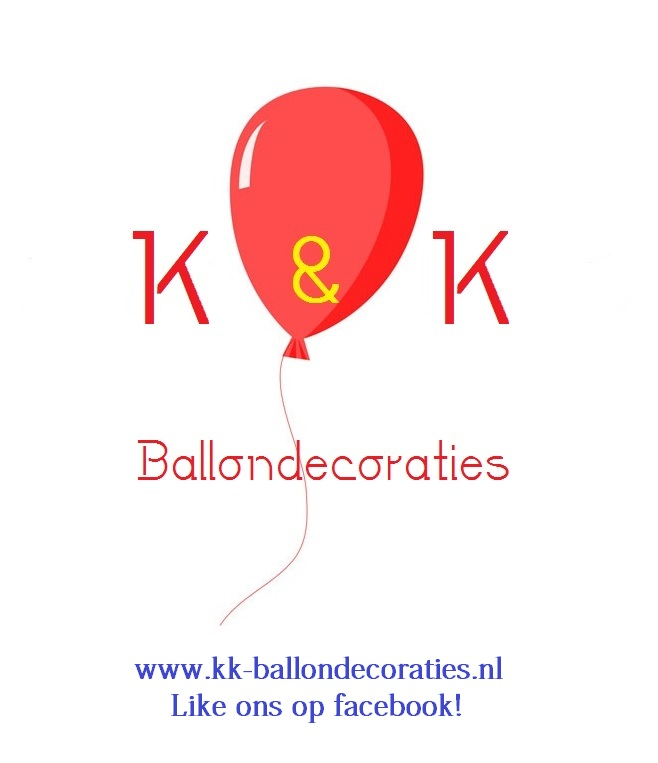 k en k ballondecoraties incl website